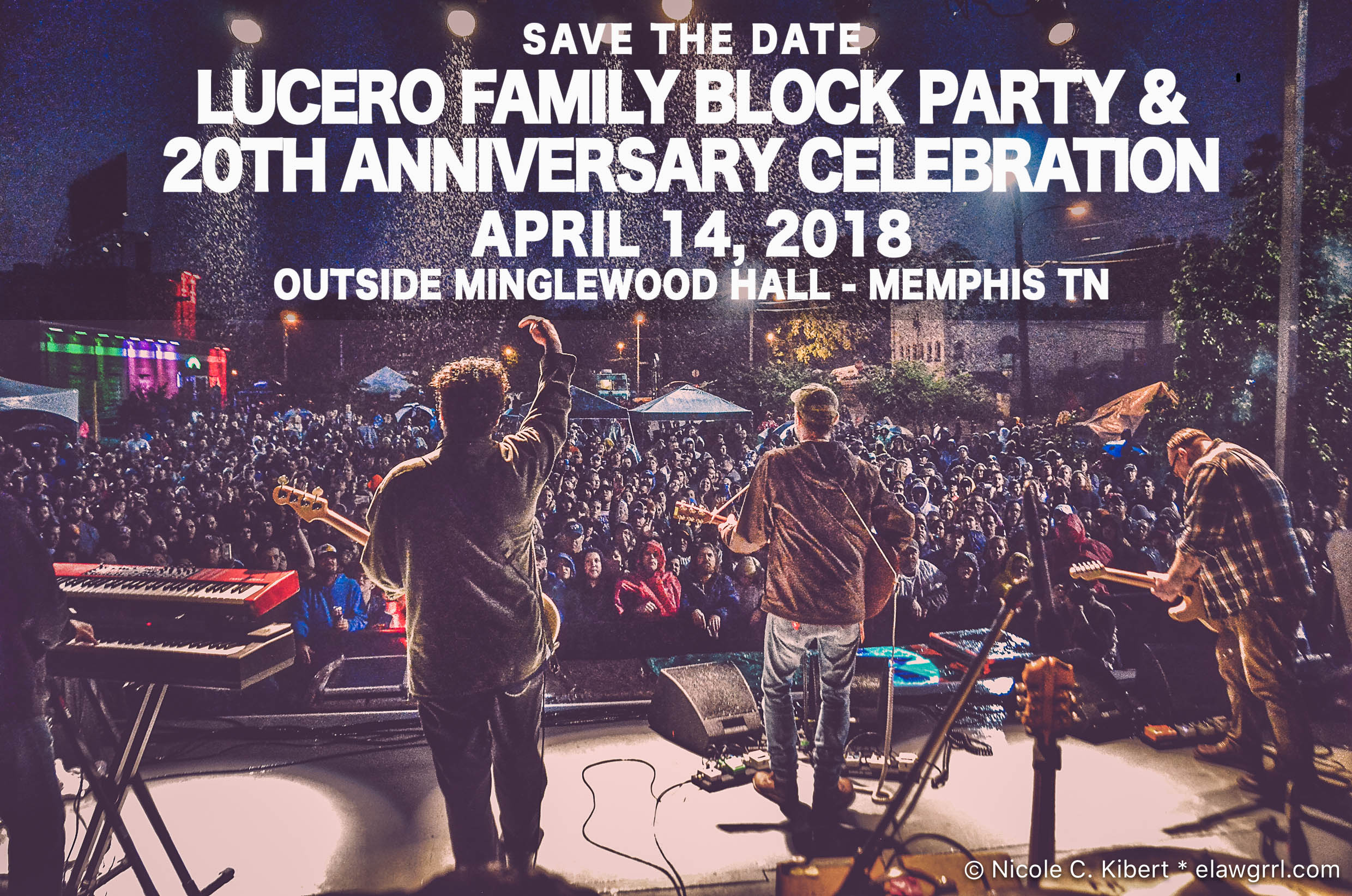 Lucero Family Christmas 2019 Lucero Family Block Party 2018 – Save the Date! – Lucero